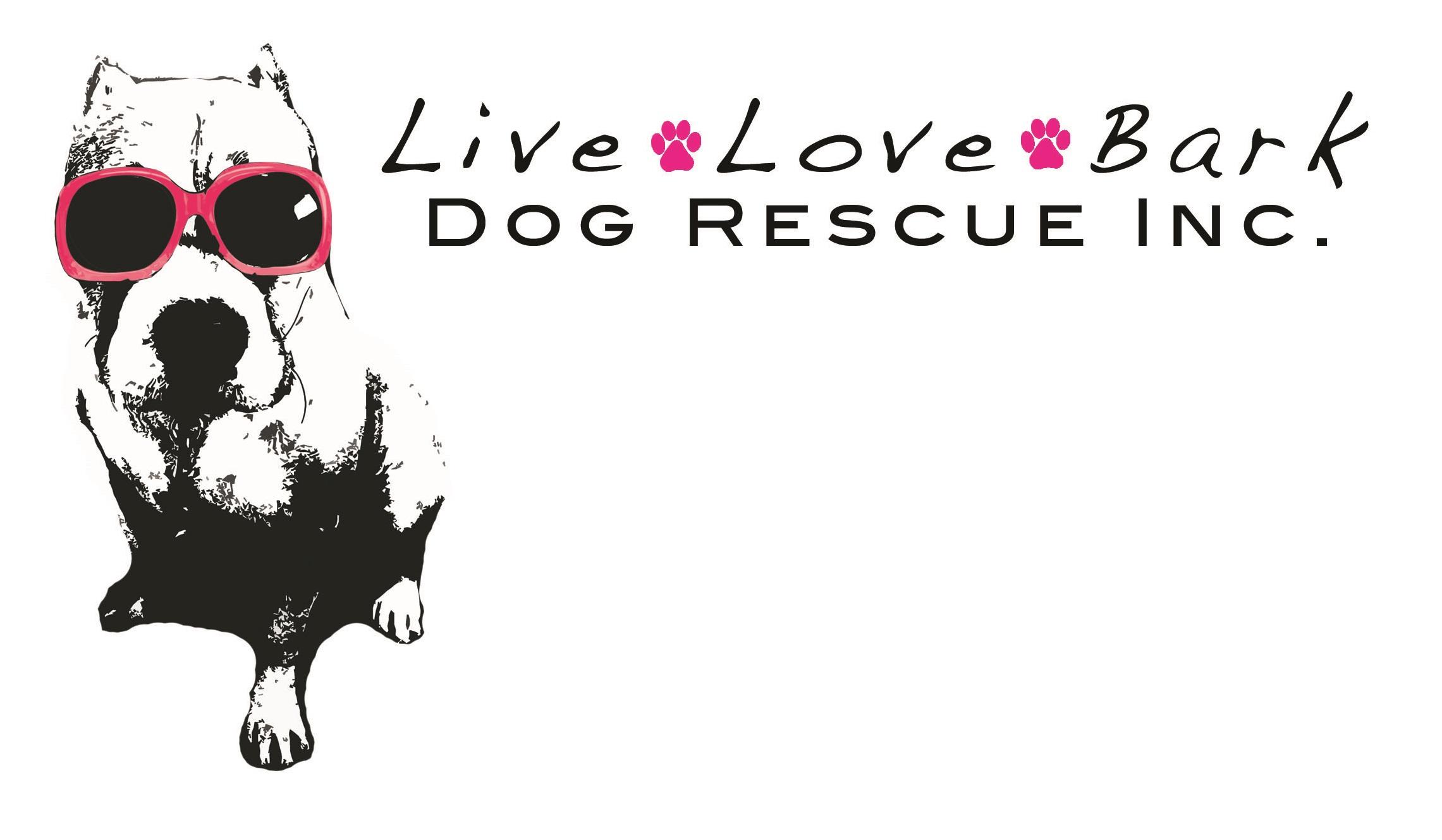 live love bark dog rescue inc